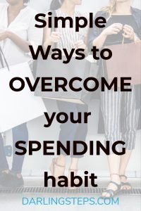 The Spender's Guide to Saving Money (& kick your habit to the curb!) 1