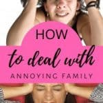 Adjusting Your Expectations for Family Members