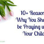 should we pray with our children