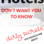 What Hotels Won't Tell You
