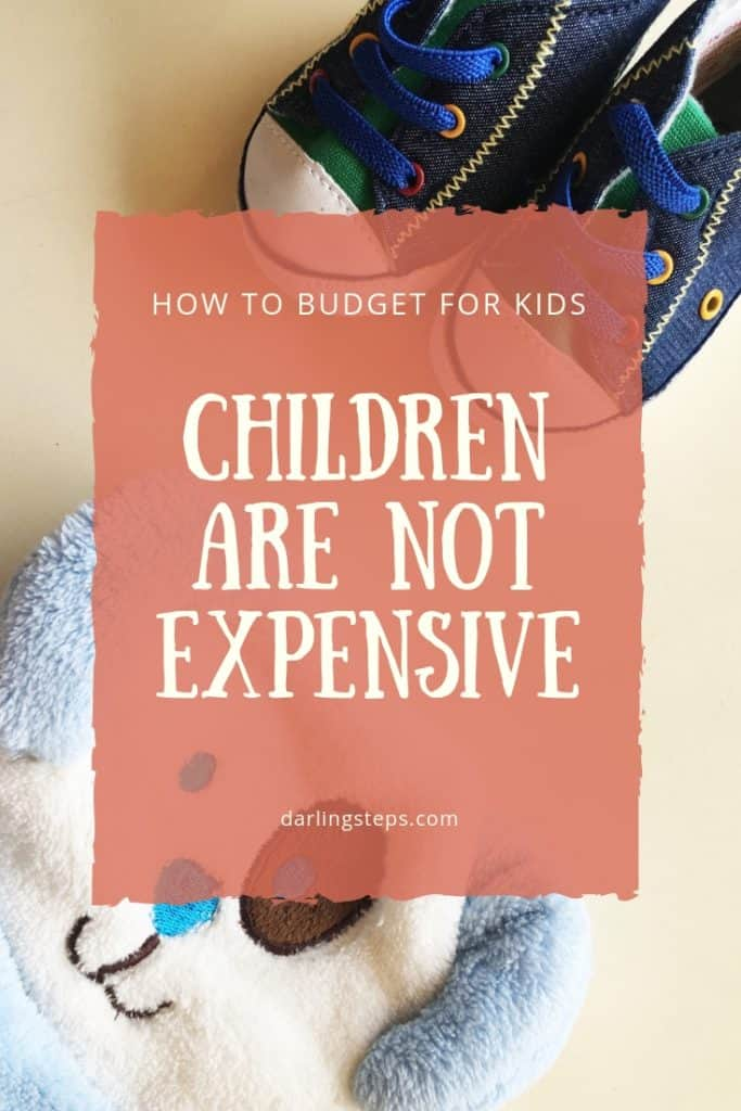 children kids are not expensive