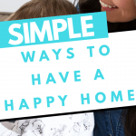 How to have a happy home