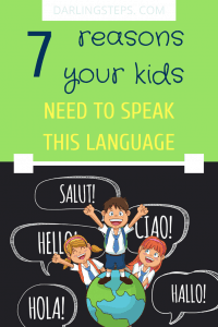 kids multilingual