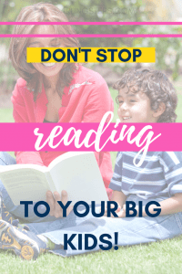 They Lied. You Still Need To Read To Your Kids (Even when their older, here's why) 1