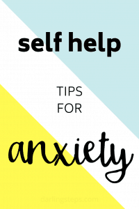 self help tips for anxiety 1