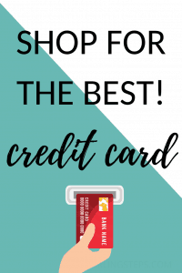 Shopping for the Best Travel Credit Card 1
