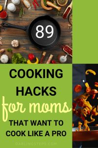 cooking mom quick tips