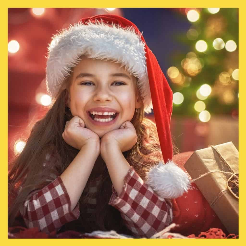 Christmas child gifts