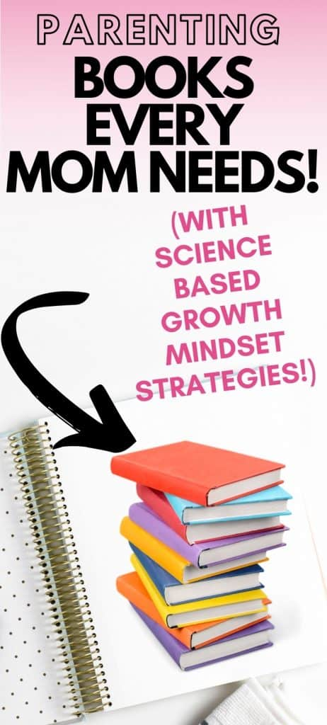 growth mindset books for parents